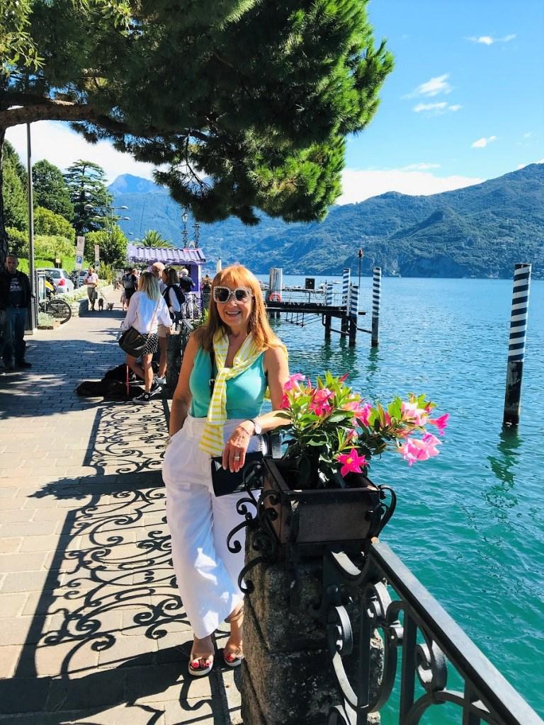 Lake promenade at Menaggio