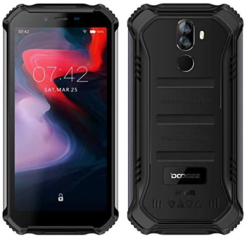 【2019】DOOGEE S40 (3GB + 32GB) robusta 4G Android 9,0 Rugged Smartphone in...