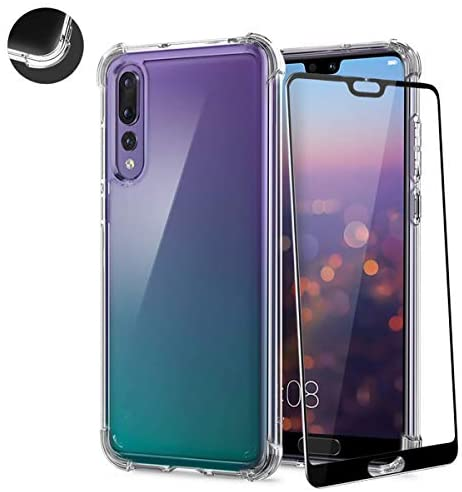 [2 pack] AChris Custodia Samsung Galaxy S10 Plus S10+ Trasparente Liquid...