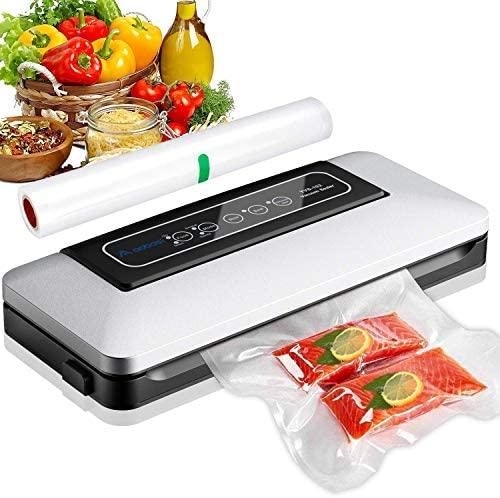 Aobosi Macchina Sottovuoto per Alimenti Professionale,5 in 1 Automatica...