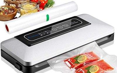 Aobosi Macchina Sottovuoto per Alimenti Professionale,5 in 1 Automatica…