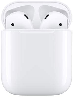 Apple AirPods con custodia diricarica (seconda generazione)