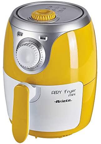 Ariete 4615 Airy Fryer Mini, Friggitrice ad aria senza olio, 1000 W,...
