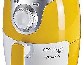 Ariete 4615 Airy Fryer Mini, Friggitrice ad aria senza olio, 1000 W,…