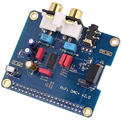 Bewinner I2S Interfaccia HiFi digi Dac + HiFi digi Scheda Audio Digitale...