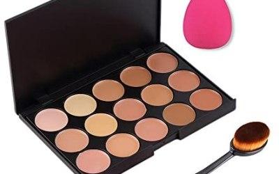 Boolavard 3pcs / set Professionale 15 colori Concealer Makeup Cream Primer…