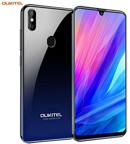 "Cellulari Offerte, OUKITEL C15 PRO+ Dual 4G Smartphone,6.1"" 19:9 HD+..."