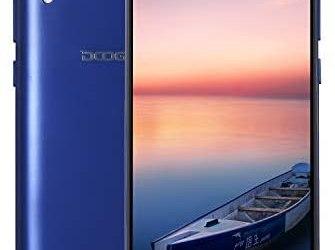 DOOGEE X90 Offerte Cellulari Economici, Dual SIM Android 8.1 Smartphone…