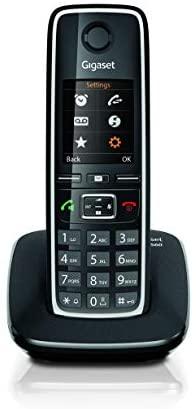 Gigaset C560 Telefono Cordless, Trasferimento di Chiamata, Suonerie e...