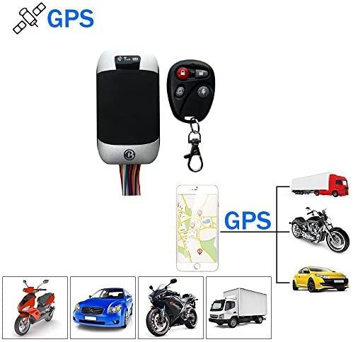 Gps Gprs Tracker Auto Localizzatore di Posizione GPS per Auto /...