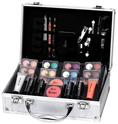 Keeva Cosmetics - Set di trucchi, 52 pezzi