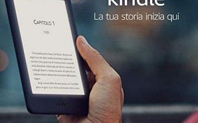 Kindle, ora con luce frontale integrata – Con offerte speciali – Nero