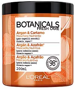 L'Oréal Paris Botanicals Cartamo Infusione di Nutrimento, Maschera per...