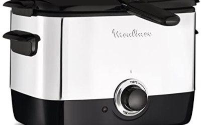 Moulinex Freidora AF 2200 Minifrito 1 L