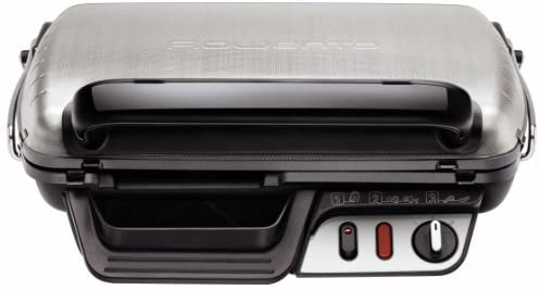Rowenta GR6010 XL800 Comfort Bistecchiera con 3 Posizioni di Cottura,...