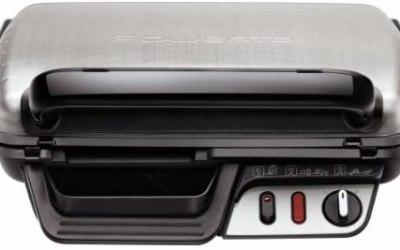 Rowenta GR6010 XL800 Comfort Bistecchiera con 3 Posizioni di Cottura,…