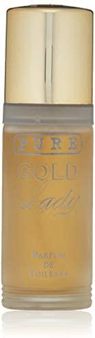 UTC Pure Gold Lady, Eau de Parfum Donna, 55 ml