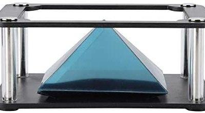 Wendry Proiettore per Ologramma Smartphone, Schermo olografico Universale…