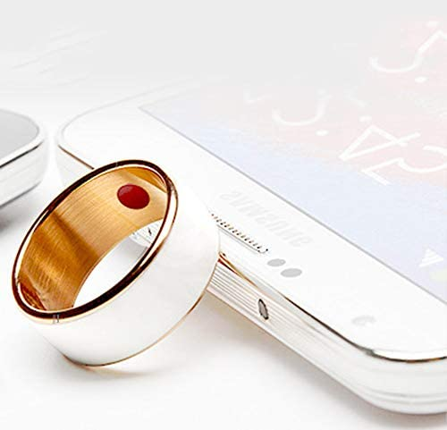 YUHUANG Smart Ring, Android Windows NFC Accessori Smart Mobile Nuova...