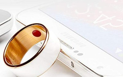 YUHUANG Smart Ring, Android Windows NFC Accessori Smart Mobile Nuova…