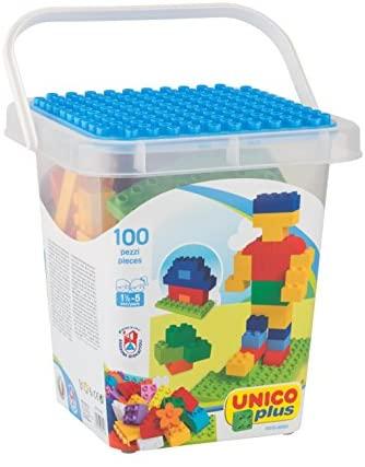 COSTRUZIONE Unico Base-Secchio 100pz 8510