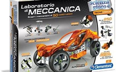 Clementoni 13940 – Laboratorio di Meccanica