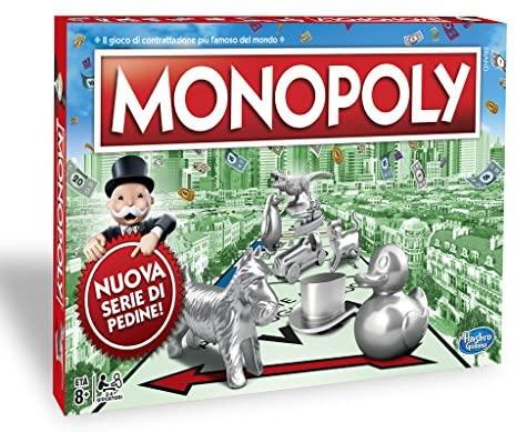 Monopoly - Classico, C1009103