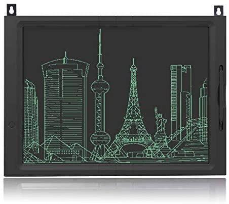 NOUDOO Tavoletta Grafica LCD Scrittura, 20 Pollici Tablet da Scrittura...