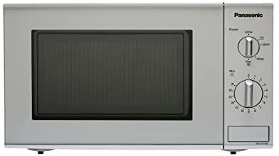 Panasonic NN-E221MMEPG Forno a Microonde, 800 W, 20 l, Argento