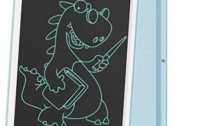 Richgv 8.5 Pollici Tavoletta Grafica LCD Scrittura, Tavolo da Disegno con…