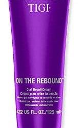 Tigi On The Rebound – Crema per i Capelli Ricci, 125 ml, 1 pz.