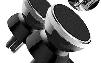 Viedouce 2 Packs Supporto Auto Smartphone Magnetico Universale, Magnete…