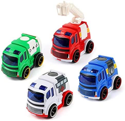 BeebeeRun Macchine Bambini Giocattolo,Giochi del Veicoli Auto per Bambini 1...