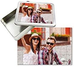 Puzzle Personalizzato con Foto Inclusa Scatola Regalo Personalizzata Puzzle...