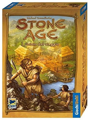 Giochi Uniti L'inizio Stone Age: L' Inizio del Viaggio Edizione 2019,...