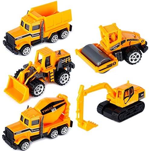 HT Mini Giocattolo Auto Camion Lega Modello con Elementi pressofusi,...