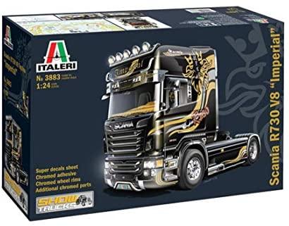 """Italeri 3883 - Scania R730 Topline """"Imperial"""" modellismo camion Model Kit..."""