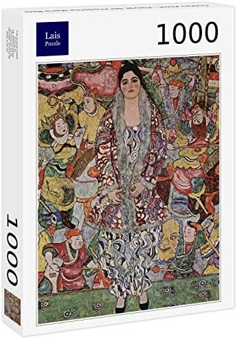 Lais Puzzle Gustav Klimt - Ritratto di Friederike Maria Beer 1000 Pezzi