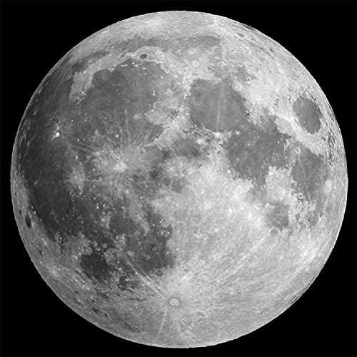 MeiLiu 1000 Pezzi Puzzle Terra / Luna, Puzzle di Cartone, Intrattenimento e...