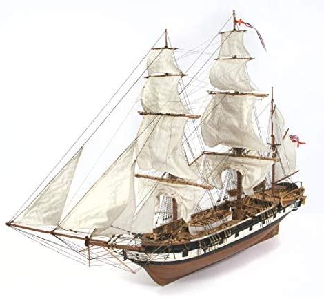 OCCRE Beagle 12005 Scale 1:60 Kit MODELLISMO L:720mm H:480mm W:230mm