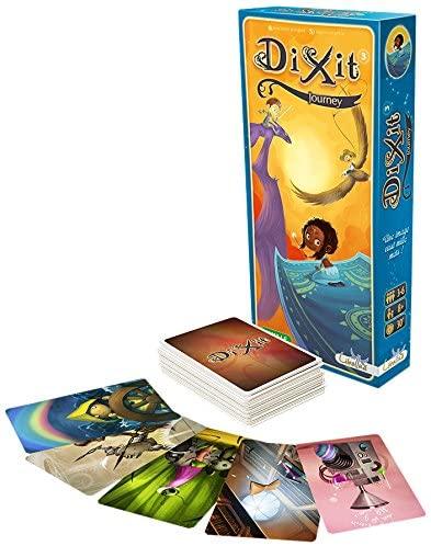 Asmodee- Dixit 3 Journey Gioco da Tavolo Edizione Italiana, Colore, 8008