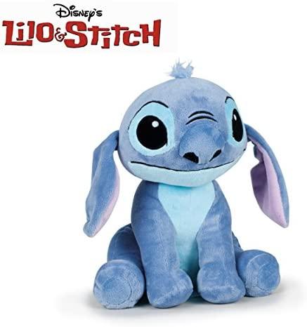 Disney Peluche Stitch Grande, 30 cm