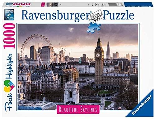 Ravensburger Puzzle- London Puzzle da Adulti, Multicolore, 50 x 70 cm,...