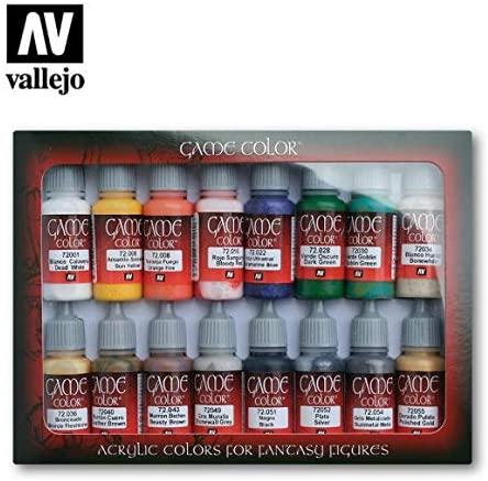 Vallejo Game Color Set - Introduction Set - VAL72299