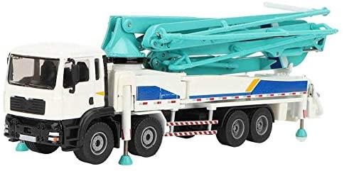 1:55 Simulazione Modello di Camion di Cemento, Veicoli Diecast in Lega...