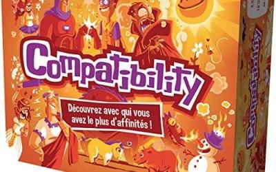 Cocktail Games Compatibility Bambini e Adulti Party Board Game–Gioco da…