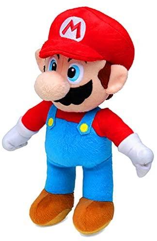 Super Mario(30cm) & Yoshi(27cm) Plush,Soft Toys,Original,2 Characters...