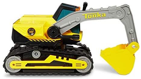 Tonka Power Movers Bulldozer Veicolo Giocattolo, Multicolore, Taglia Unica,...