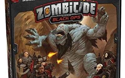 Zombicide Invader: Black Ops – Espansione Gioco da Tavolo Edizione in…