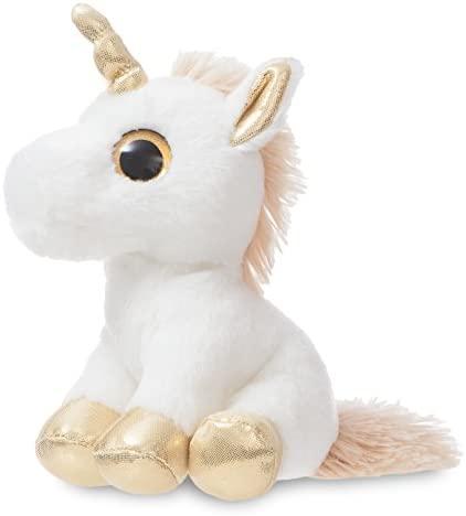 Aurora World 60836Sparkle Tales Twinkle Unicorno Peluche, 17,8cm, Colore:...